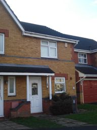 Thumbnail 2 bedroom semi-detached house to rent in Red River Road, Cavendish Park, Walsall