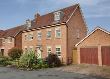 Thumbnail 5 bed detached house for sale in Winchester Court, Weston, Crewe