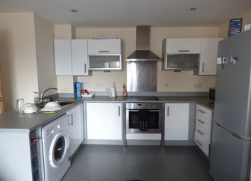 Thumbnail 2 bed flat to rent in Centro West, Searl Street, Derby