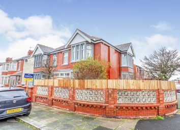 Thumbnail 3 bed semi-detached house for sale in Winchester Avenue, Blackpool, Lancashire