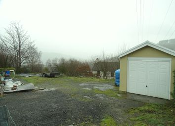 Thumbnail Land for sale in Fforchneol Row, Cwmaman, Aberdare