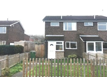 Thumbnail 2 bedroom semi-detached house to rent in Walgrave, Orton Malborne, Peterborough