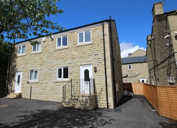 Thumbnail 3 bedroom semi-detached house for sale in Bonegate Road, Brighouse
