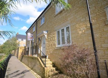 Thumbnail 3 bed terraced house for sale in Streamside Walk, Milborne Port, Sherborne