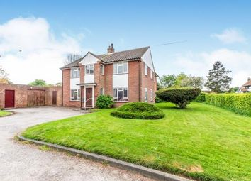 Thumbnail 4 bed detached house for sale in The Street, Wormshill, Sittingbourne, Kent