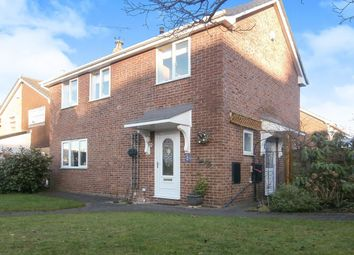 Thumbnail 3 bedroom detached house for sale in Barfold Close, Stockport