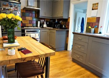 Thumbnail 3 bed terraced house to rent in Thorpe Road, London
