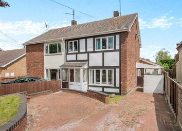 Thumbnail 3 bed semi-detached house for sale in Oilmills Road, Ramsey Mereside, Huntingdon