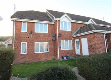 Thumbnail 1 bed flat to rent in Datchet Drive, Shoeburyness, Essex