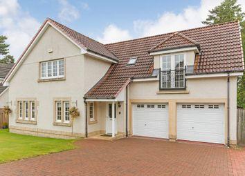 Thumbnail 4 bed detached house for sale in Bellefield Crescent, Lanark