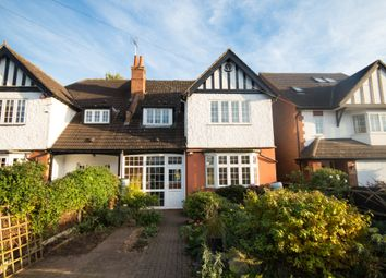 Thumbnail 6 bed property for sale in Woodridings Avenue, Pinner