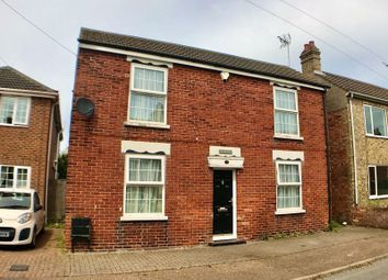 Thumbnail 3 bed detached house for sale in St. Julian Road, Caister-On-Sea, Great Yarmouth