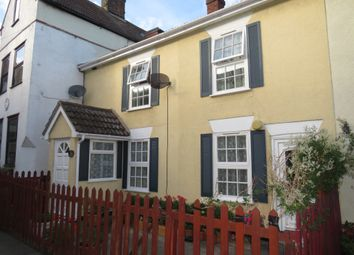 Thumbnail 3 bed end terrace house for sale in Eden Place, Northgate Street, Great Yarmouth