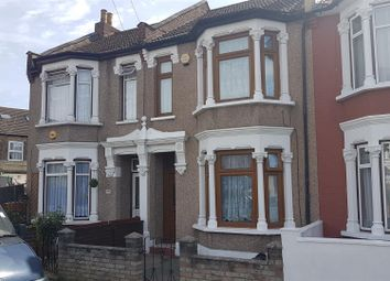 Thumbnail 3 bed terraced house to rent in Edgar Road, Chadwell Heath, Romford
