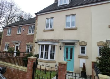 Thumbnail 4 bed town house to rent in Clos Sant Pedr, Cockett, Swansea. Ofx