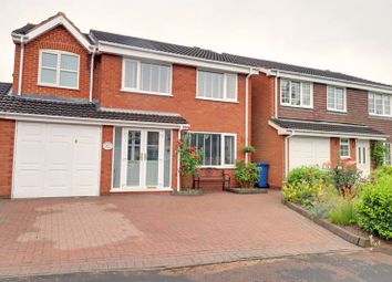 Thumbnail 4 bed link-detached house for sale in Freeford Gardens, Boley Park, Lichfield