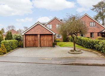 Thumbnail 4 bed detached house for sale in Woodhill Park, Pembury