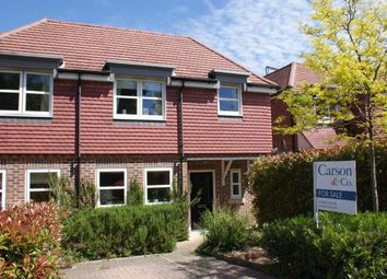 Thumbnail 4 bed semi-detached house for sale in St. Johns, Woking, Surrey