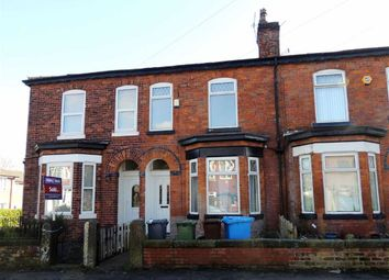 Thumbnail 4 bed terraced house for sale in Cleveland Road, Crumpsall, Manchester