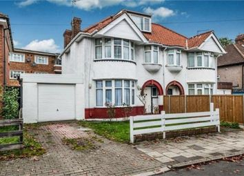 Thumbnail 5 bedroom semi-detached house to rent in Chestnut Grove, Wembley