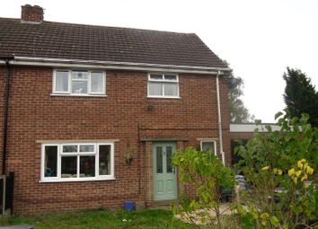 Thumbnail 3 bed semi-detached house for sale in Firdale, Somerby, Melton Mowbray