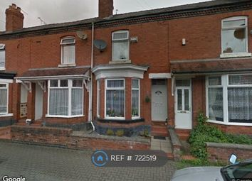 Thumbnail 2 bed terraced house to rent in Catherine Street, Crewe