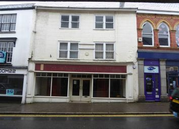 Thumbnail Retail premises to let in Fore Street, Bodmin