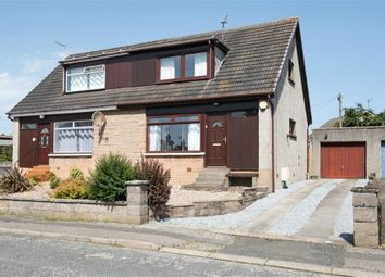 Thumbnail 3 bedroom semi-detached house for sale in Glenhome Crescent, Dyce, Aberdeen