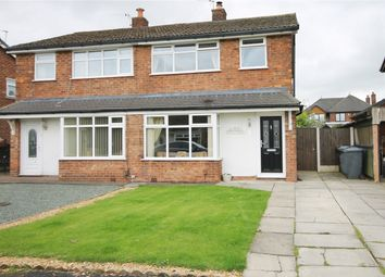 Thumbnail 3 bed semi-detached house for sale in Wensley Road, Lowton, Lancashire