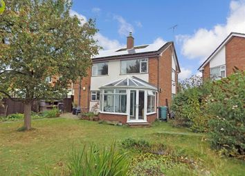 Thumbnail 4 bed detached house for sale in Colebridge Avenue, Longlevens, Gloucester
