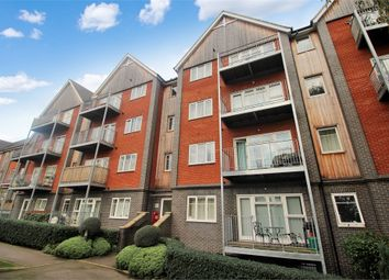 Thumbnail 2 bedroom flat for sale in Turnstone House, 49 Millward Drive, Bletchley, Milton Keynes, Buckinghamshire