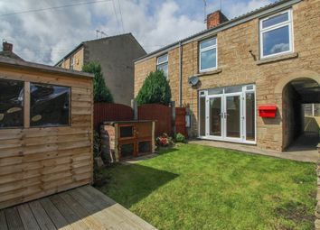 Thumbnail 3 bed terraced house for sale in High Street, New Whittington, Chesterfield