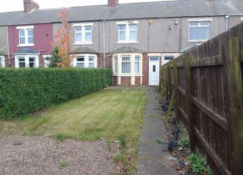 Thumbnail Terraced house to rent in Third Avenue, Ashington