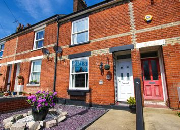 Thumbnail 3 bed terraced house for sale in Old Heath Road, Colchester