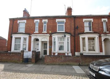 Thumbnail 4 bed terraced house to rent in St. James Park Road, Northampton