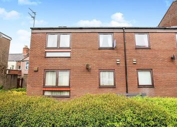 Thumbnail 1 bedroom flat for sale in Dixon Court Shaddongate, Carlisle