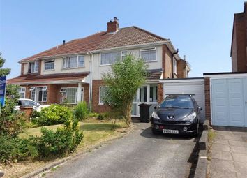 Thumbnail 3 bed semi-detached house for sale in Gayhurst Drive, Yardley, Birmingham