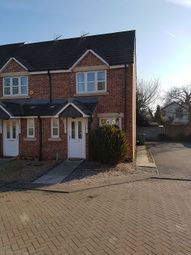 Thumbnail 2 bed end terrace house for sale in St. Andrews Close, Wakefield, West Yorkshire