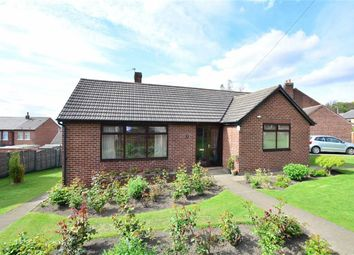 Thumbnail 2 bed detached bungalow for sale in Churchfield Lane, Castleford, West Yorkshire