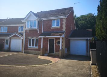 Thumbnail 3 bed detached house for sale in Heol Rhos, Caerphilly