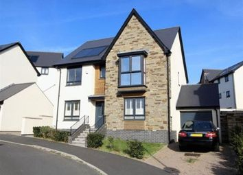Thumbnail 4 bed detached house for sale in Airborne Drive, Plymouth