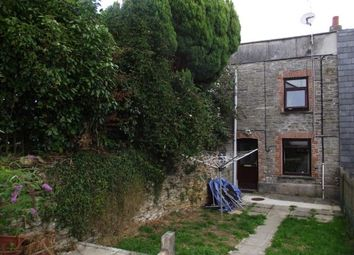 Thumbnail 2 bed end terrace house for sale in Liskeard, Cornwall