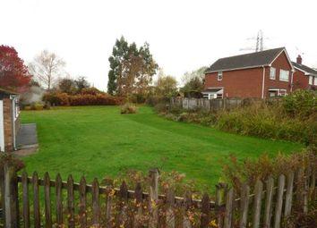 Thumbnail Land for sale in Wood Lane, Hawarden, Deeside, Flintshire