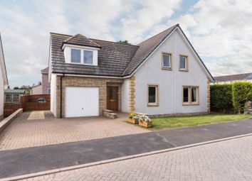 Thumbnail 4 bed detached house for sale in The Beeches, Gordon, Borders