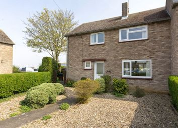 Thumbnail End terrace house for sale in Townsend Court, Upper Benefield, Near Oundle, Peterborough