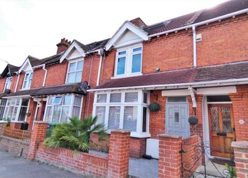 Thumbnail 3 bed terraced house for sale in Chilham Road, Folkestone