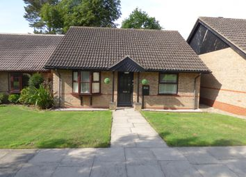 Thumbnail 2 bed detached bungalow for sale in Meadow View, Botcheston, Leicester