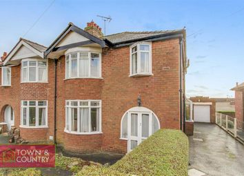 Thumbnail 3 bed semi-detached house for sale in Mold Road, Buckley, Buckley, Flintshire