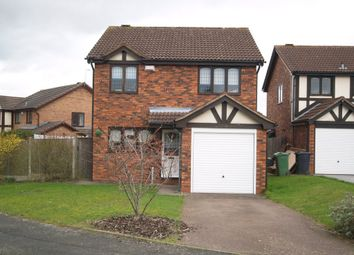Thumbnail 3 bedroom detached house for sale in Troutbeck Drive, Brierley Hill