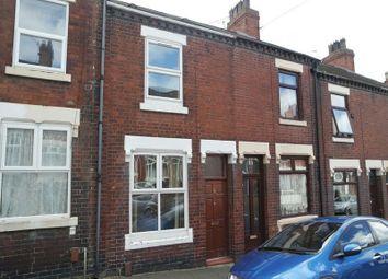 Thumbnail 2 bedroom terraced house for sale in Nash Peake Street, Tunstall, Stoke On Trent